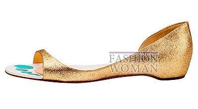 Женская обувь Christian Louboutin весна-лето 2014 фото №178