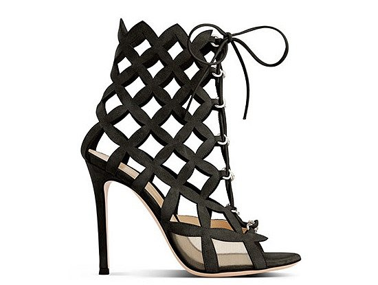 Женская обувь Gianvito Rossi весна-лето 2015 фото №9