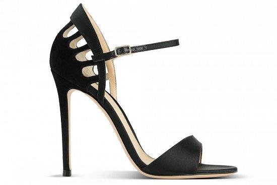 Женская обувь Gianvito Rossi весна-лето 2015 фото №12