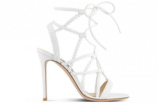 Женская обувь Gianvito Rossi весна-лето 2015 фото №5