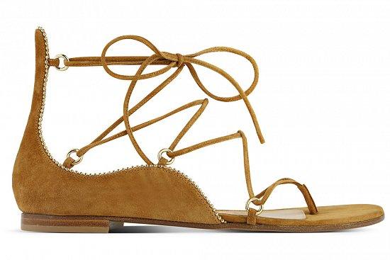 Женская обувь Gianvito Rossi весна-лето 2015 фото №6