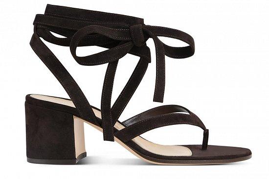 Женская обувь Gianvito Rossi весна-лето 2015 фото №24