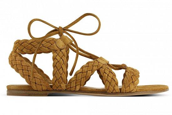 Женская обувь Gianvito Rossi весна-лето 2015 фото №25