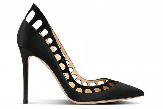 Женская обувь Gianvito Rossi весна-лето 2015