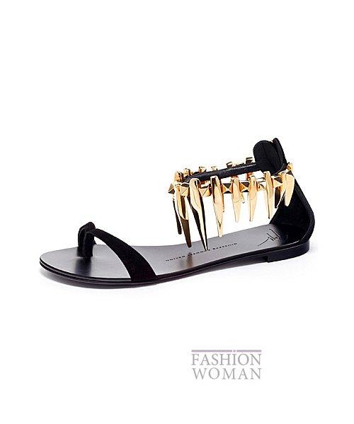 обувь лето 2013
