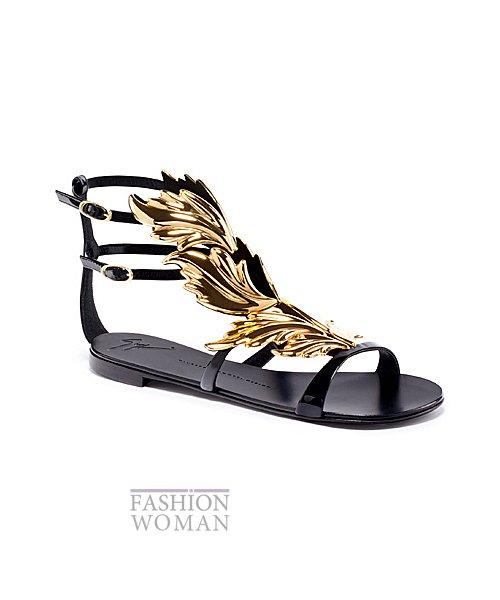 Обувь Giuseppe Zanotti весна-лето 2013 фото №13