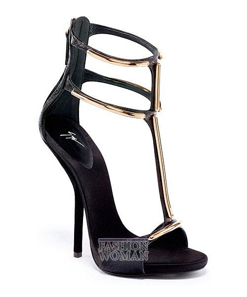 Обувь Giuseppe Zanotti весна-лето 2013 фото №14