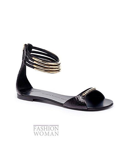 сандалии летняя обувьGiuseppe Zanotti