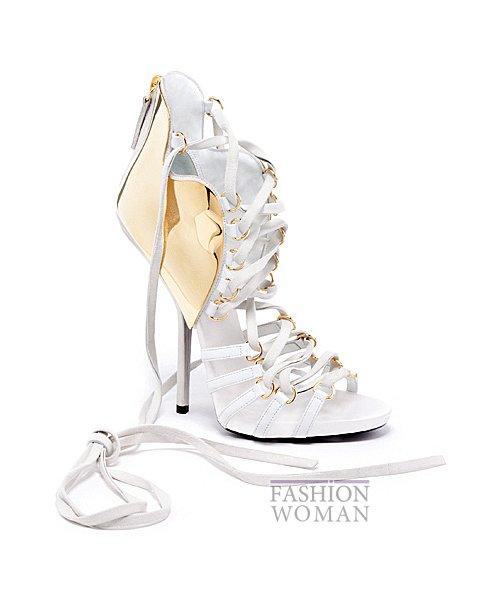 Обувь Giuseppe Zanotti весна-лето 2013 фото №25