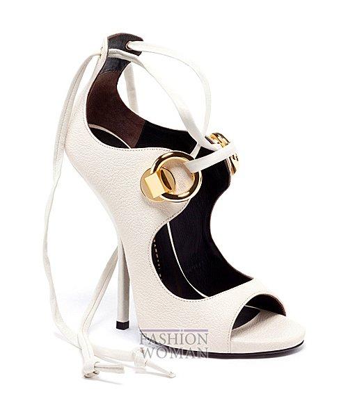 Обувь Giuseppe Zanotti весна-лето 2013 фото №28