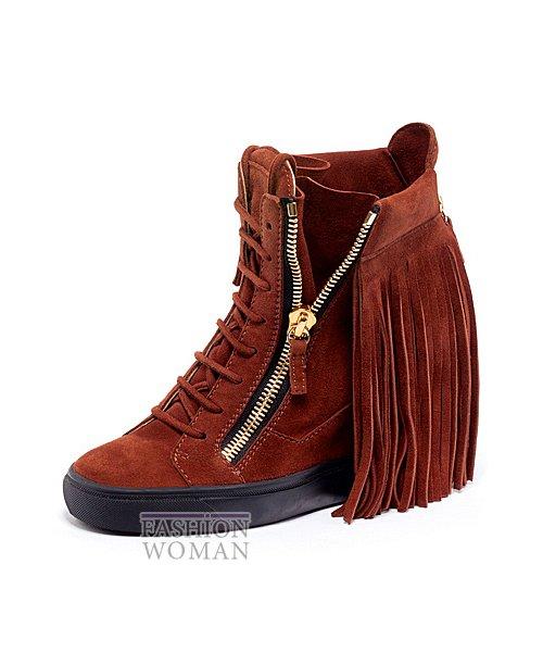 Обувь Giuseppe Zanotti весна-лето 2013 фото №45