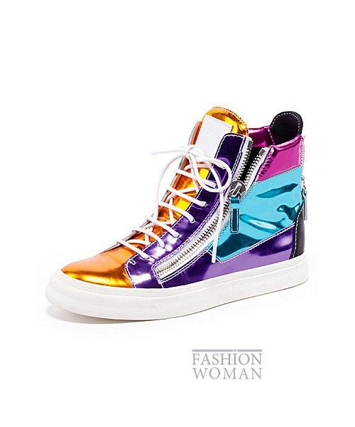 Обувь Giuseppe Zanotti весна-лето 2013 фото №54