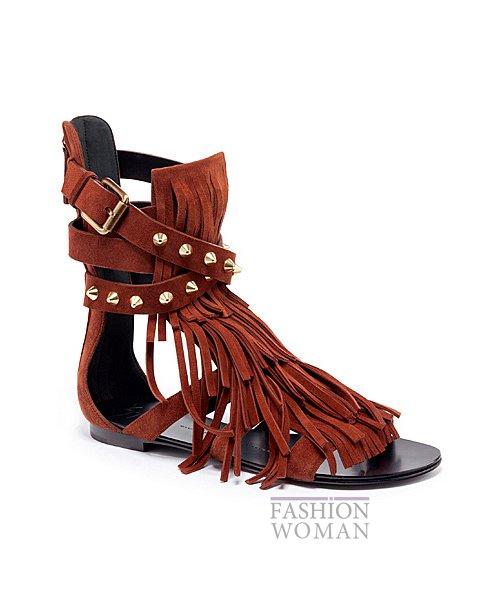 Обувь Giuseppe Zanotti весна-лето 2013 фото №8