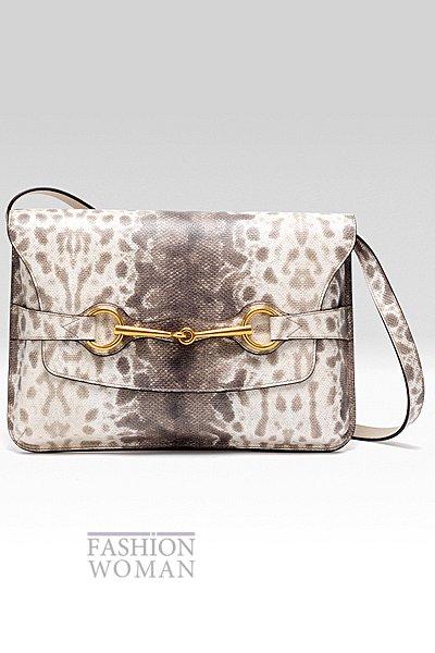 сумки Gucci весна-лето 2013