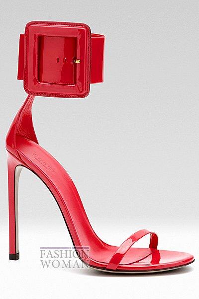 Обувь и сумки Gucci весна-лето 2013 фото №22