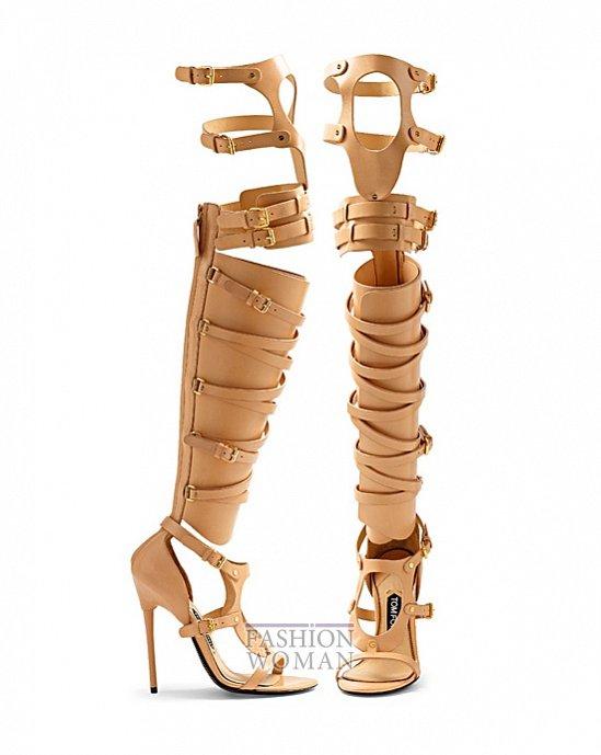 Обувь Tom Ford весна-лето 2013