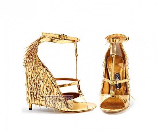 Обувь и сумки Tom Ford весна-лето 2013 фото №14