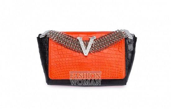 Обувь и сумки Versace осень-зима 2012-2013 фото №17
