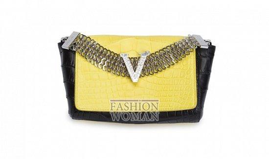 Обувь и сумки Versace осень-зима 2012-2013 фото №18