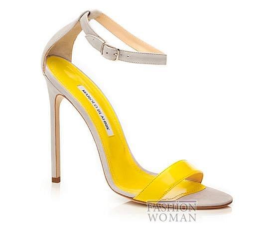 обувь Manolo Blahnik