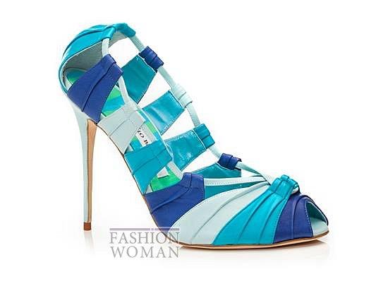 Обувь Manolo Blahnik весна-лето 2014 фото №23
