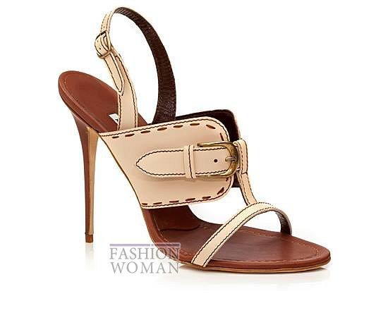 Обувь Manolo Blahnik весна-лето 2014 фото №26
