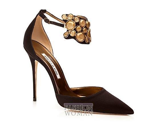 Обувь Manolo Blahnik весна-лето 2014 фото №28