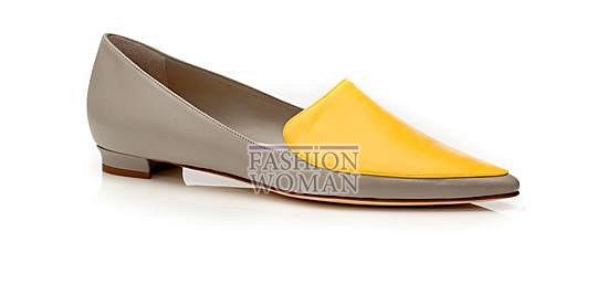 Обувь Manolo Blahnik весна-лето 2014 фото №36