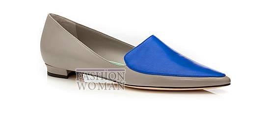 Обувь Manolo Blahnik весна-лето 2014 фото №38