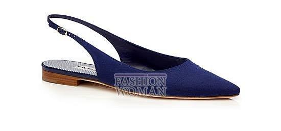 Обувь Manolo Blahnik весна-лето 2014 фото №40