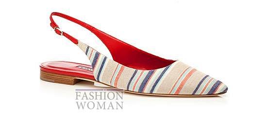 Обувь Manolo Blahnik весна-лето 2014 фото №42