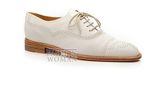 Обувь Manolo Blahnik весна-лето 2014 фото №43