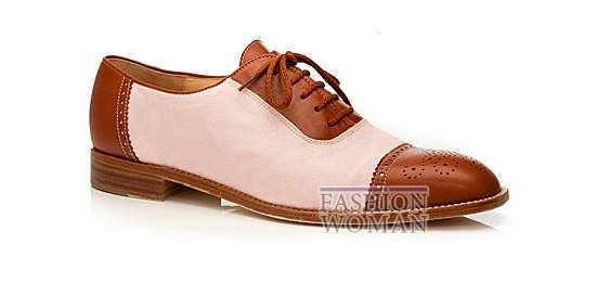 Обувь Manolo Blahnik весна-лето 2014 фото №44