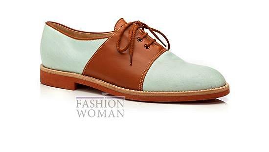 Обувь Manolo Blahnik весна-лето 2014 фото №45
