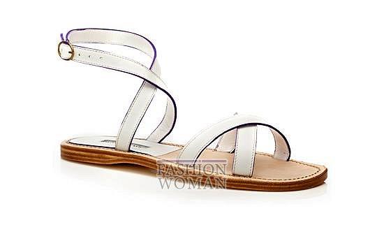 Обувь Manolo Blahnik весна-лето 2014 фото №46