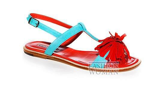 Обувь Manolo Blahnik весна-лето 2014 фото №50