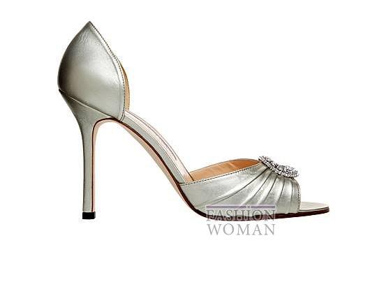 Обувь Manolo Blahnik весна-лето 2014 фото №66