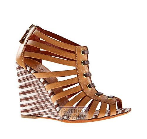 Обувь Missoni весна-лето 2012 фото №1