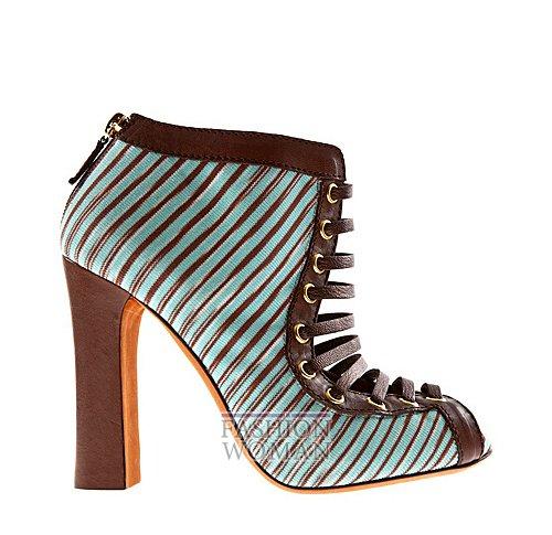 Обувь Missoni весна-лето 2012 фото №2