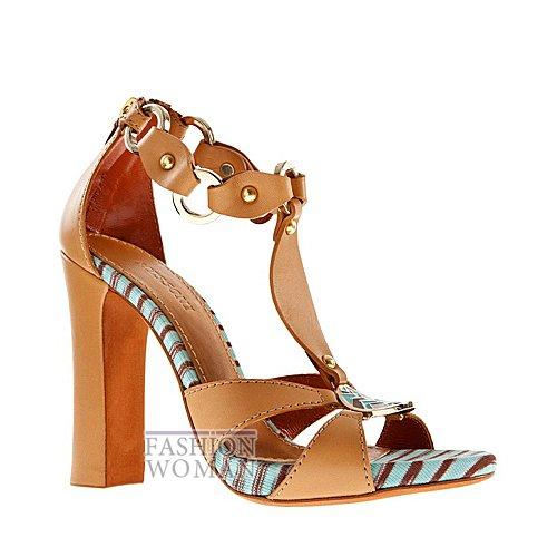 Обувь Missoni весна-лето 2012 фото №11