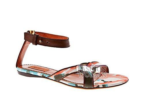 Обувь Missoni весна-лето 2012 фото №18