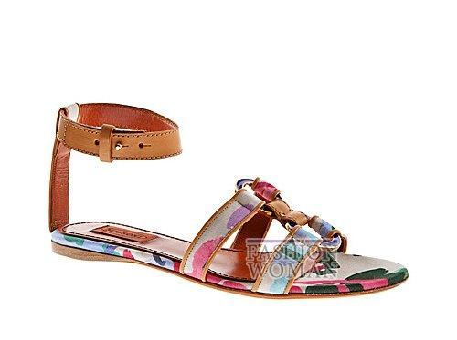 Обувь Missoni весна-лето 2012 фото №19