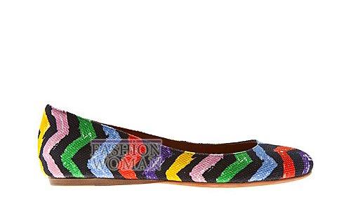 Обувь Missoni весна-лето 2012 фото №20