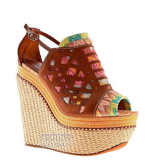 Обувь Missoni весна-лето 2012 фото №25