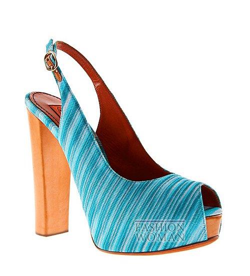 Обувь Missoni весна-лето 2012 фото №31