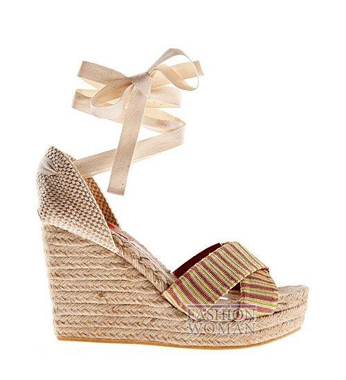Обувь Missoni весна-лето 2012 фото №37