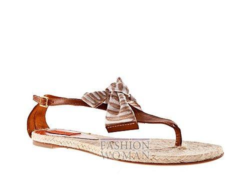 Обувь Missoni весна-лето 2012 фото №38