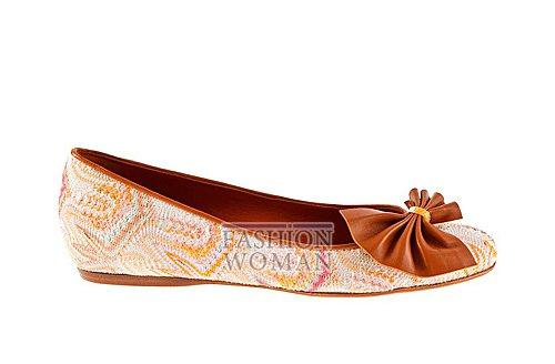 Обувь Missoni весна-лето 2012 фото №42