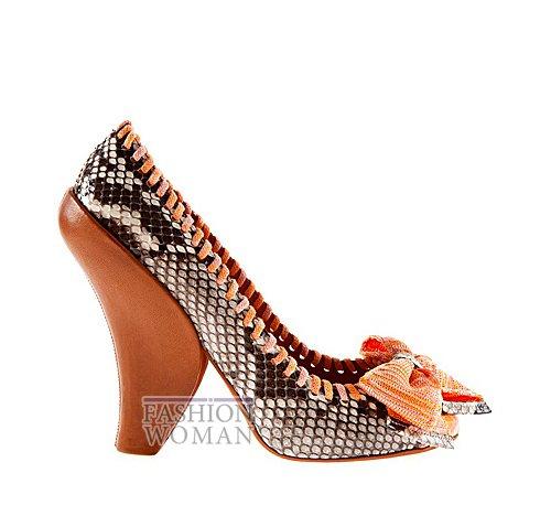 Обувь Missoni весна-лето 2012 фото №45