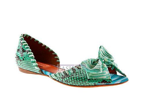 Обувь Missoni весна-лето 2012 фото №46